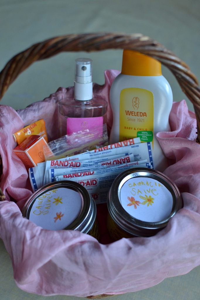 The Healing Basket