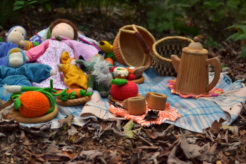 The Dolls' Picnic