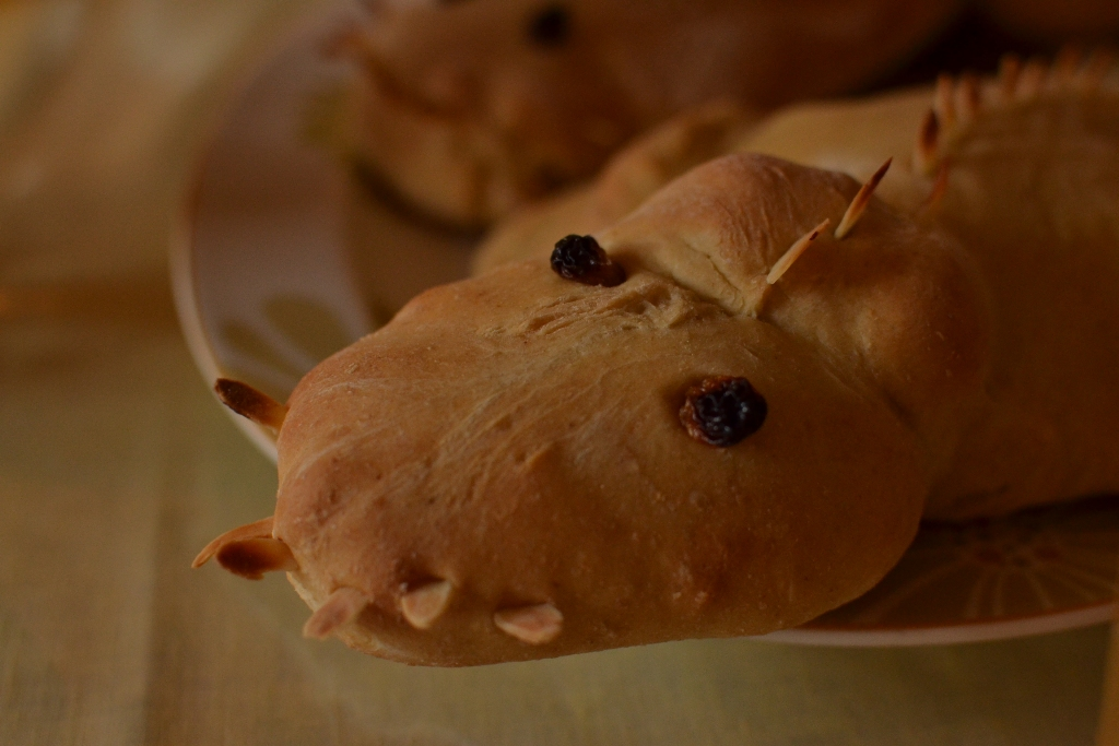 Dragon Bread
