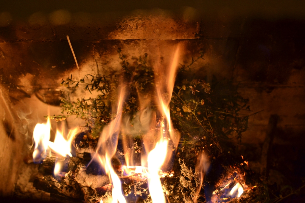 Michaelmas Fire