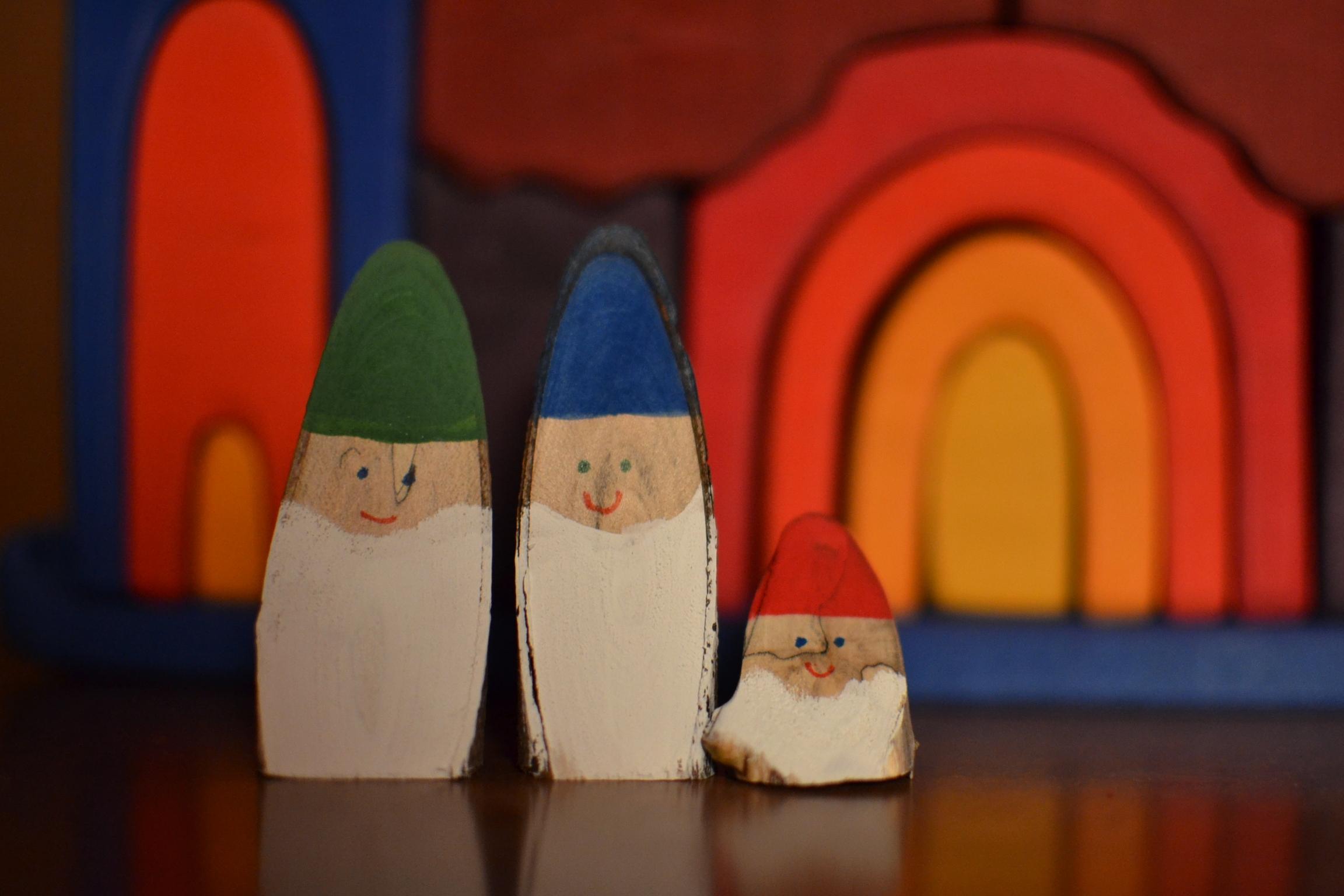 Stick Gnomes