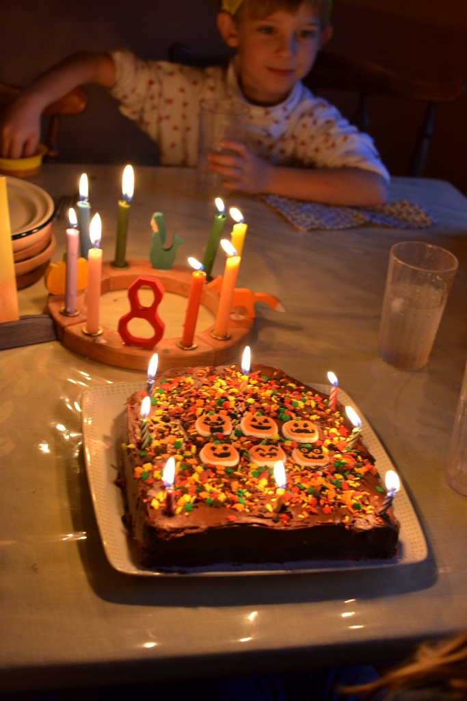 Eight Track Tape Cake
