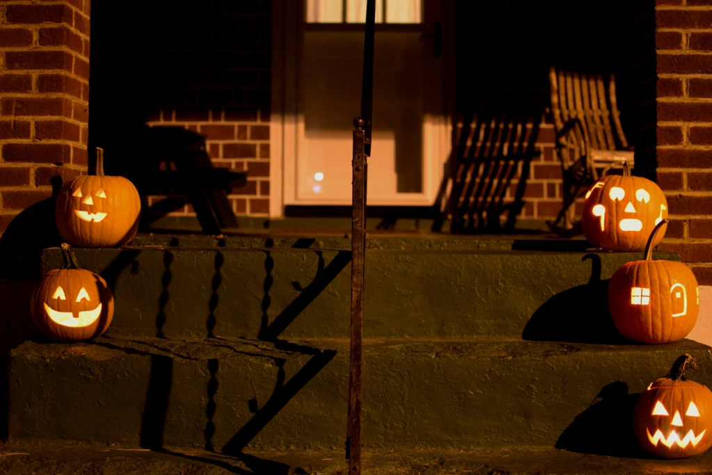 Jack O'Lanterns 2016