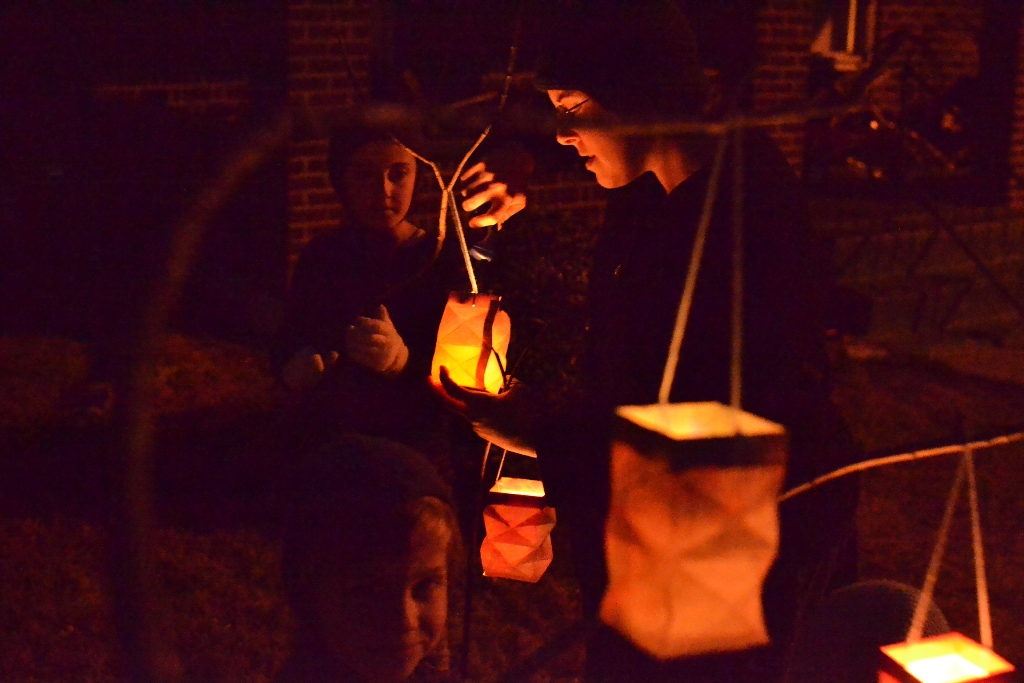 Lighting the Lanterns 1