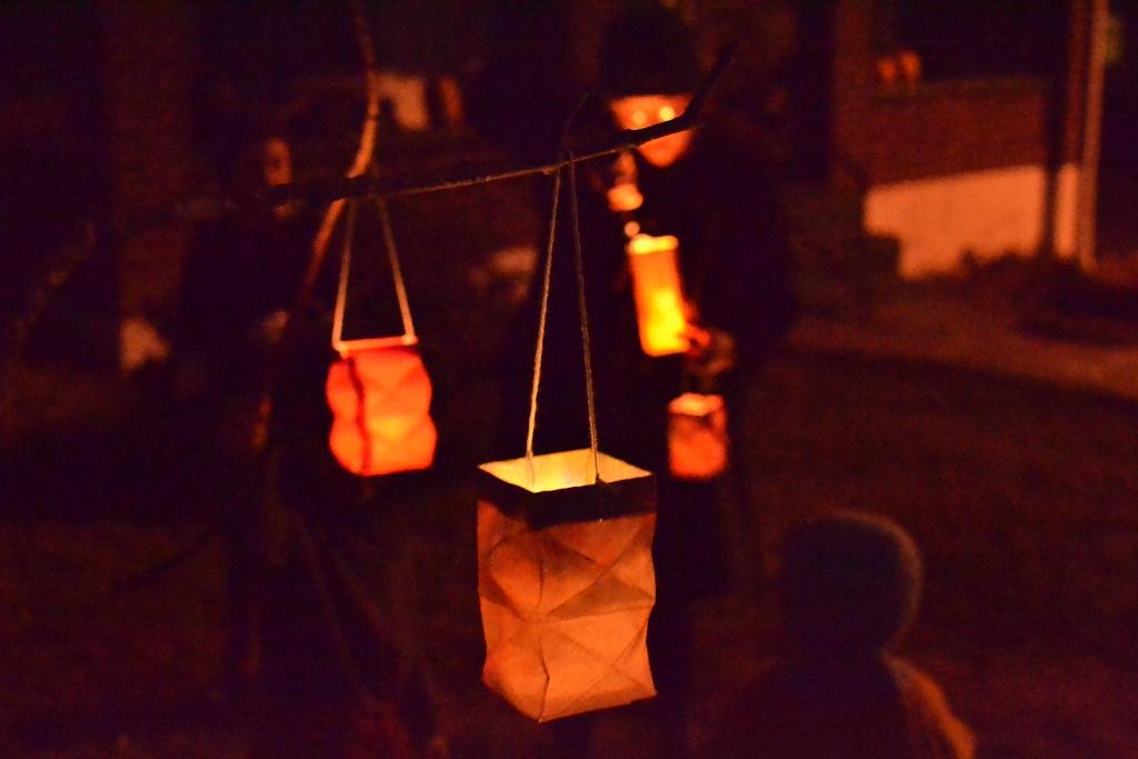 Lighting the Lanterns 2