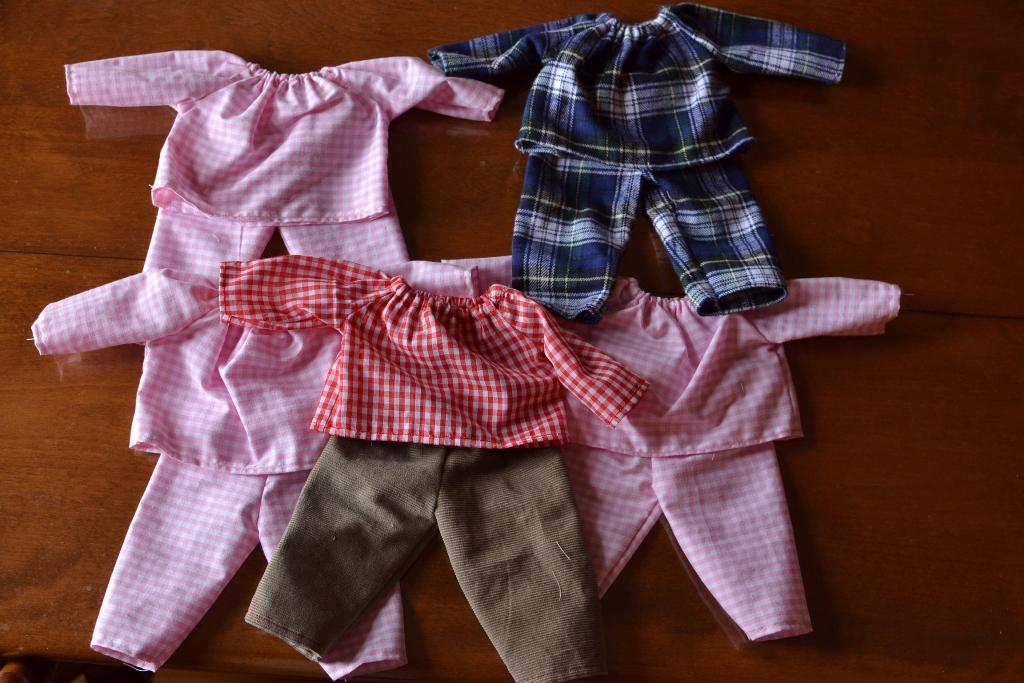 Pajamas and Boy Clothes