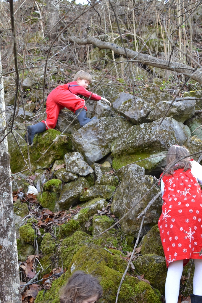 Quarry Climbing