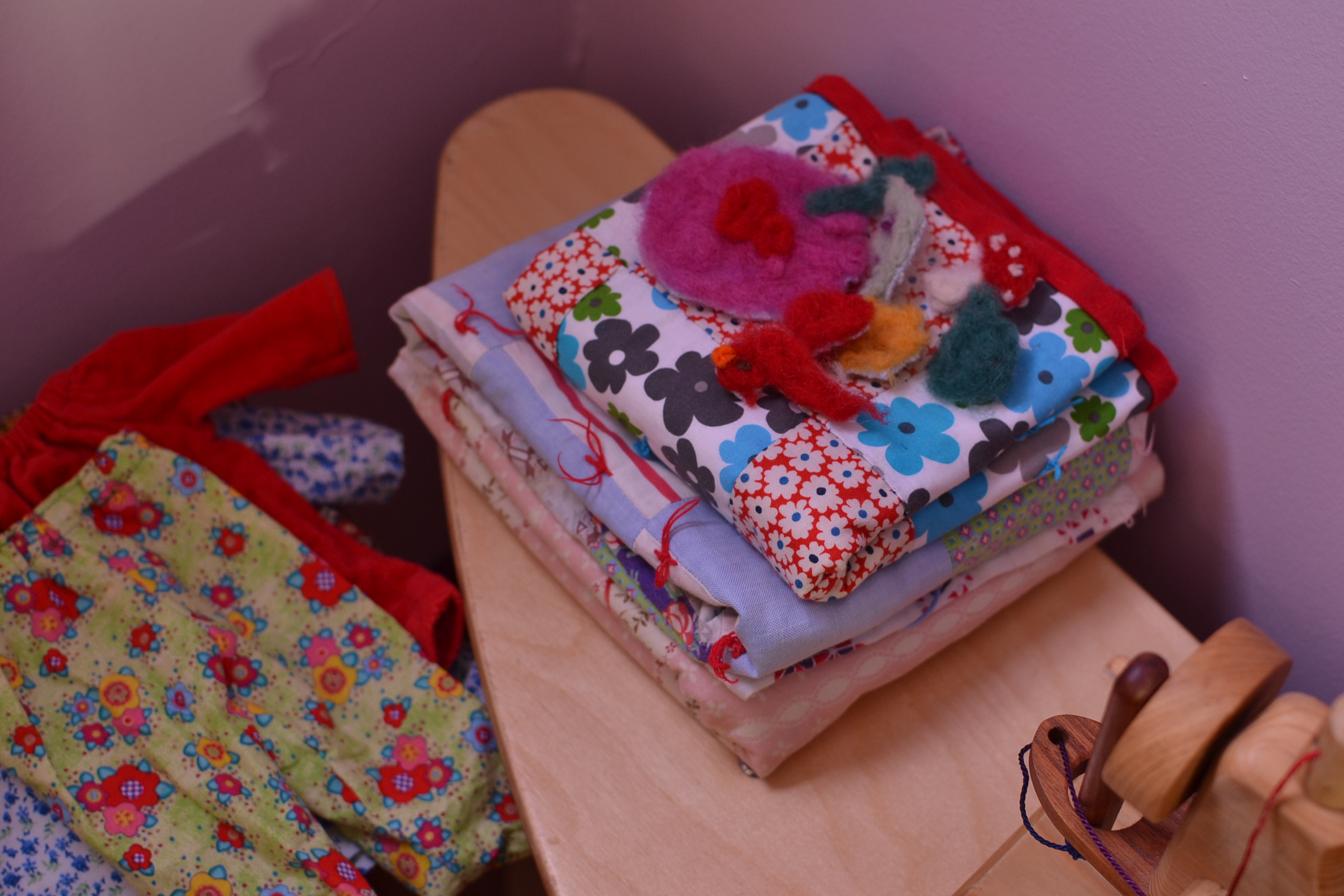 Felts and Quilts