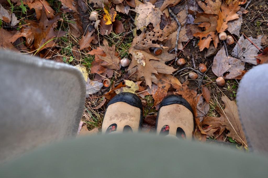 Feet View