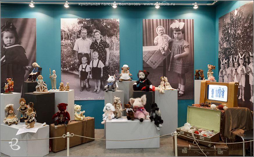 выставка кукол ИСКУССТВО КУКЛЫ