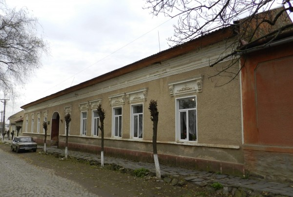 Косонь-єврейськi будинки