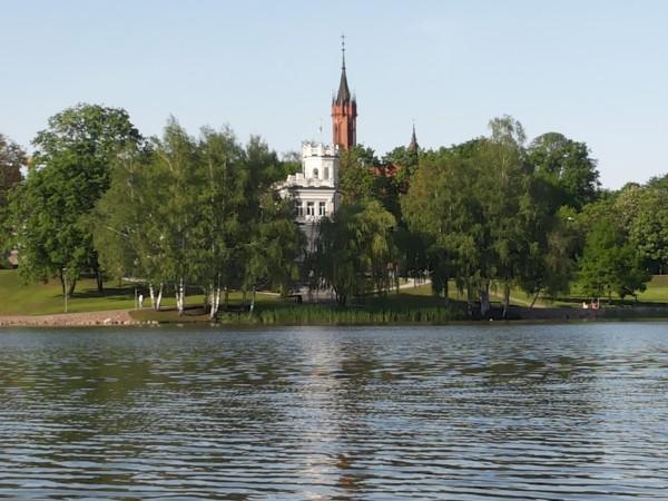 Архитектурный облик Друскининкай