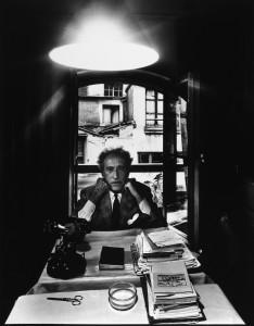 Жан Кокто_Франция_1960