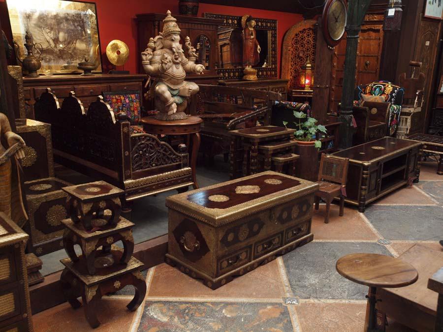 Галерея интерьеры махараджей