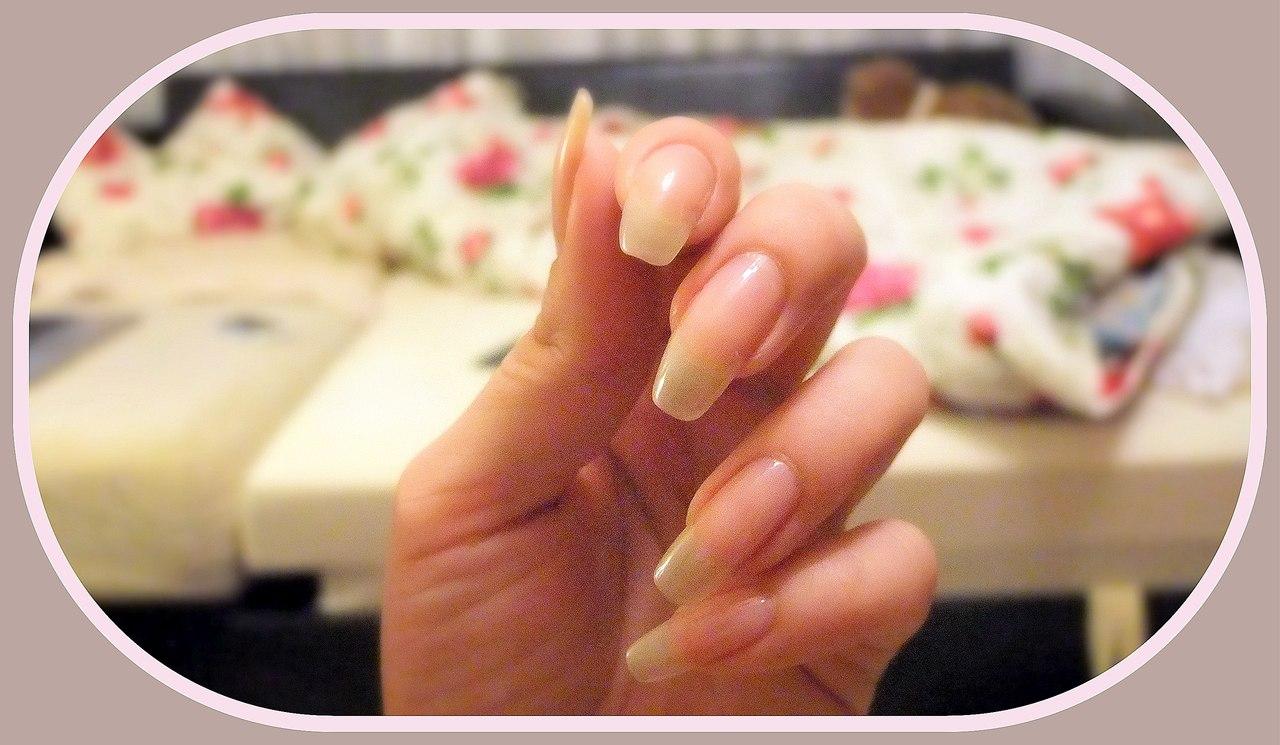 Сон свои ногти
