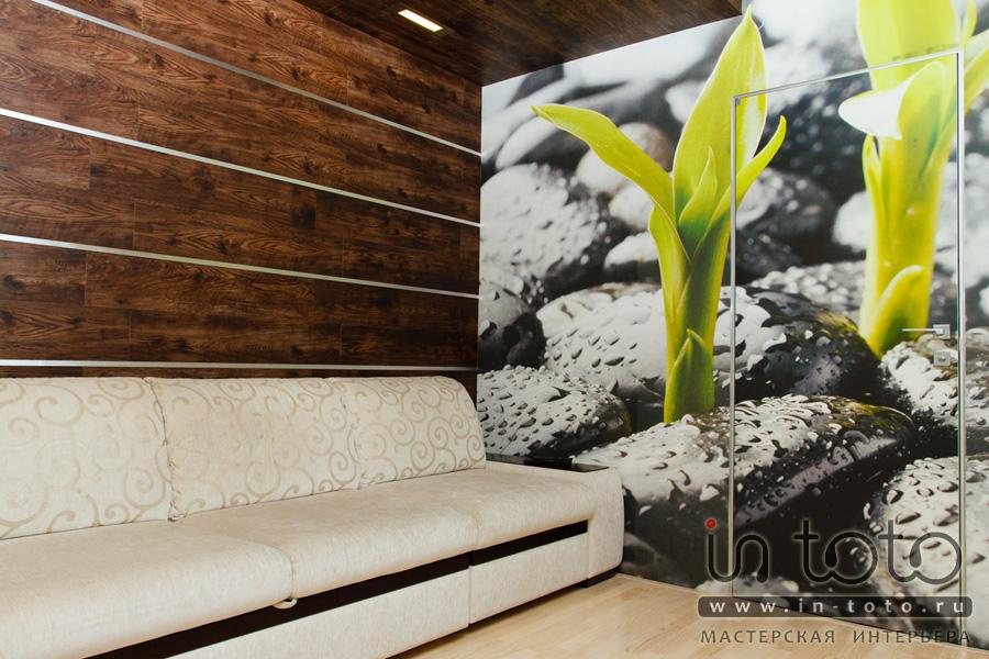 кафель на стенах в интерьере фото
