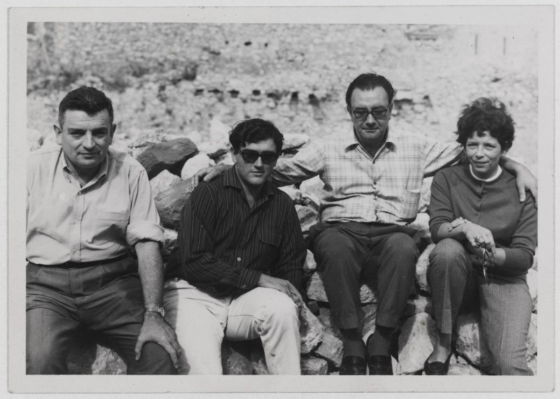 Жоан Обиольс, Карлес Сантос и Жоан Бросса.