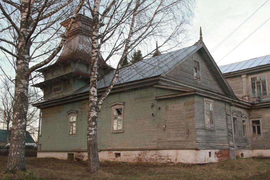 Сомино - окно в Россию