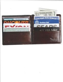 wallet (paper)