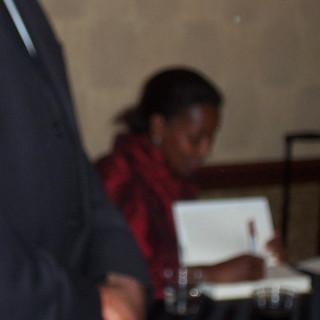 ayaan hirsi ali signing books
