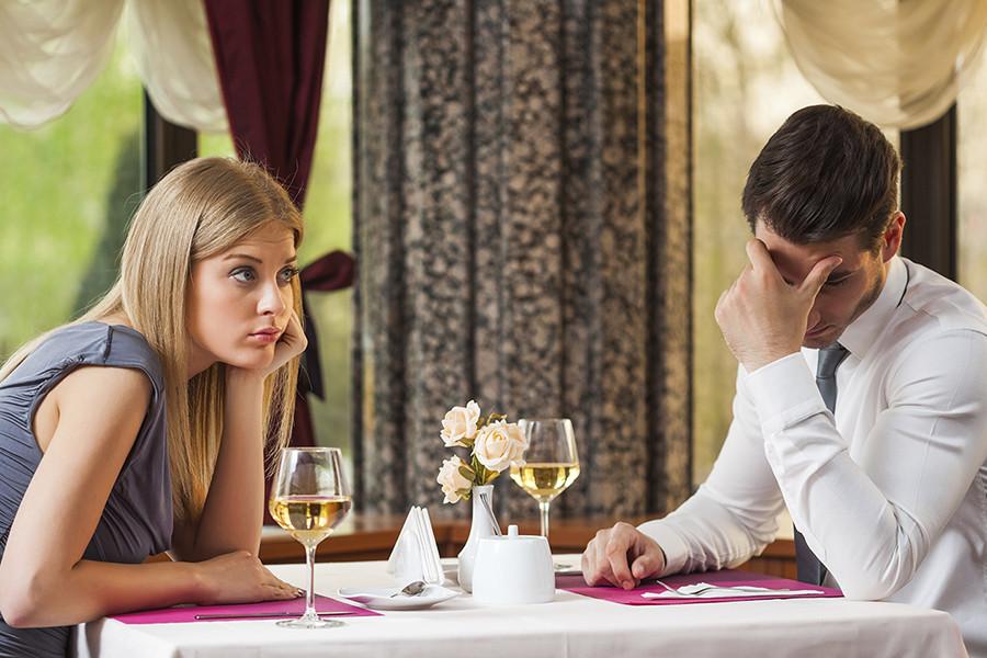Как можно было так испортить свидание?!