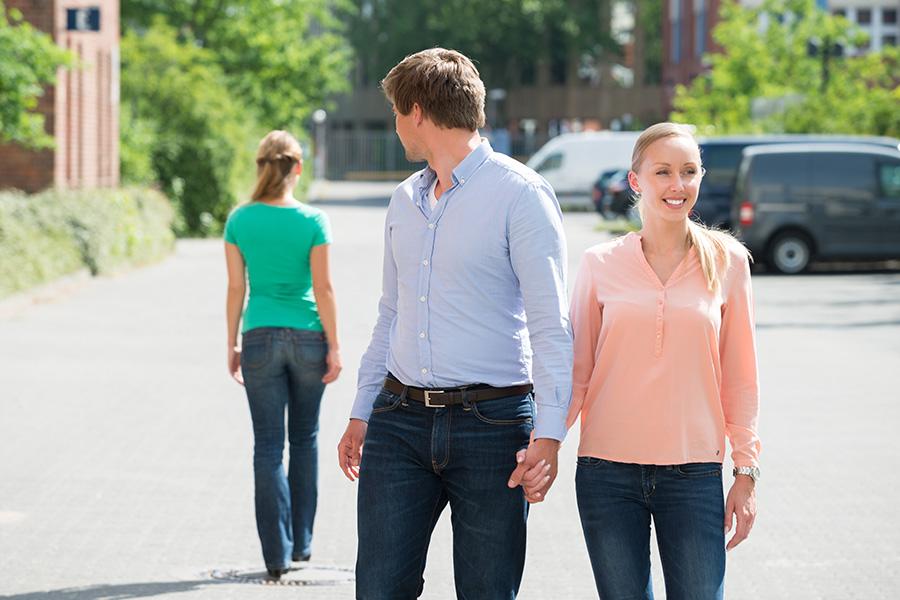 Необычная причина супружеских измен