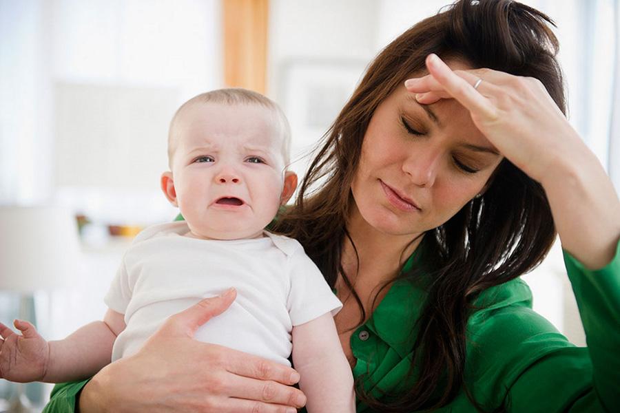 Кое-что про то, как хреново быть матерью