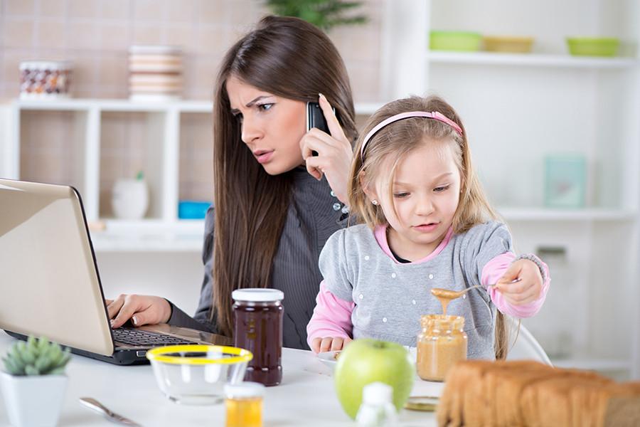 Можно ли дома нормально работать?