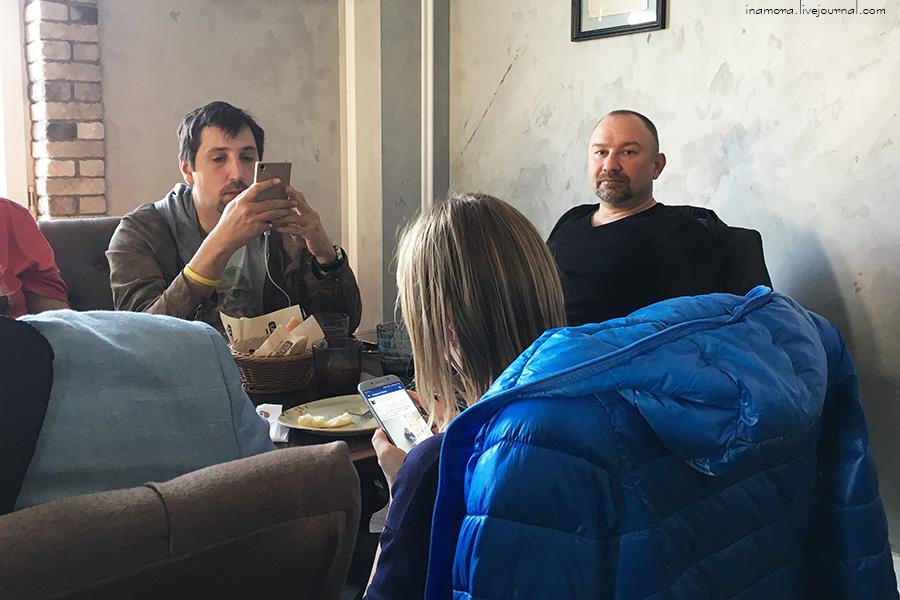 Как блогеры нашли солнышко в Сочи. Продолжение