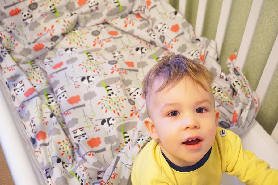 аллергия на постельное белье фото