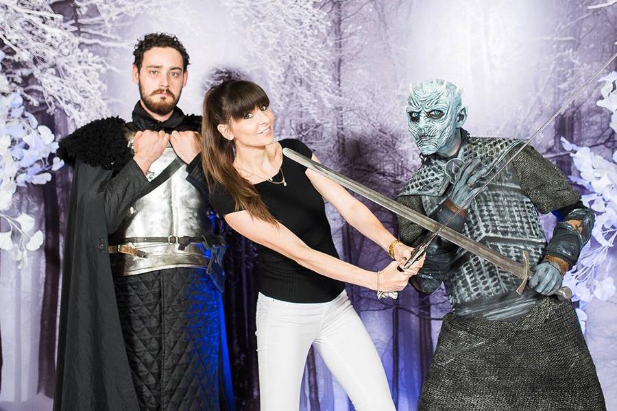 «Игра престолов» в кино!