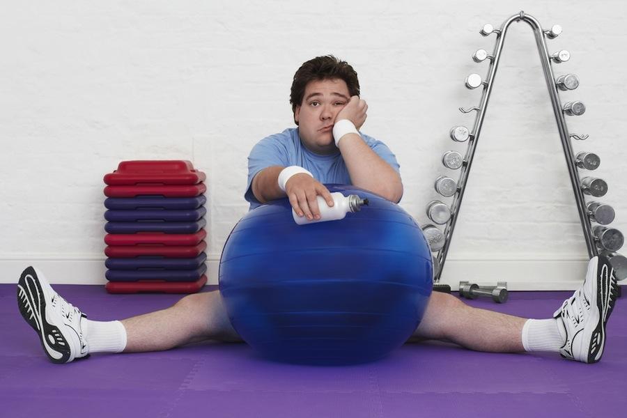 Почему ваши попытки заниматься фитнесом провалились?