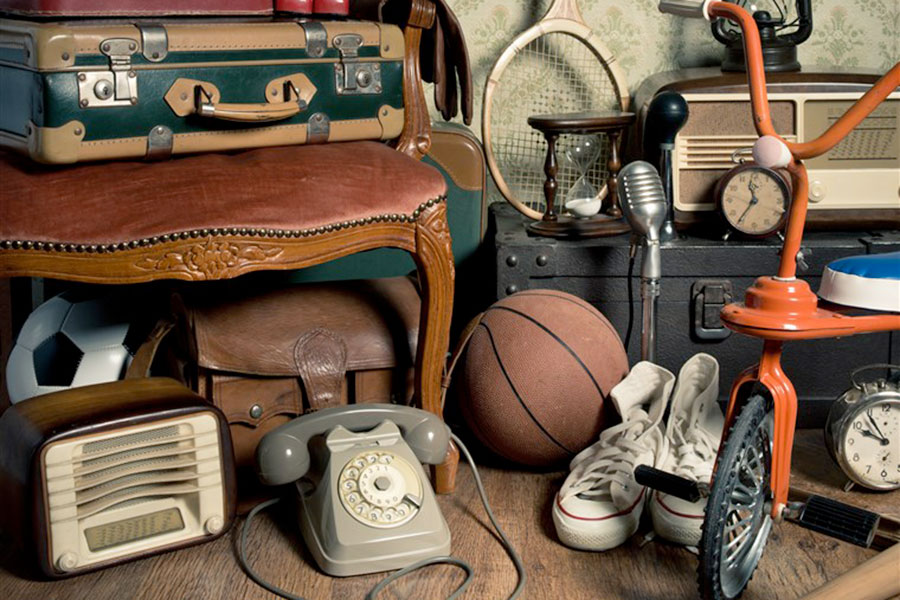 Анти-хюгге: почему многие так любят хранить старые вещи?