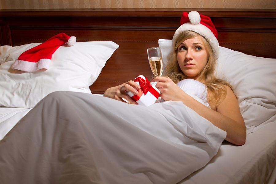 Как пережить зимние праздники, если вы одиноки?