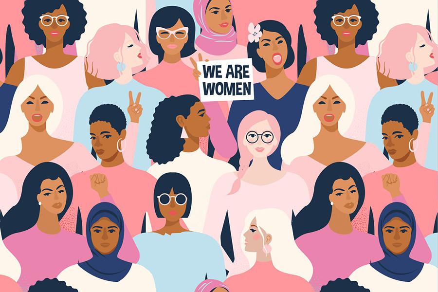 Как современные феминистки вредят женщинам