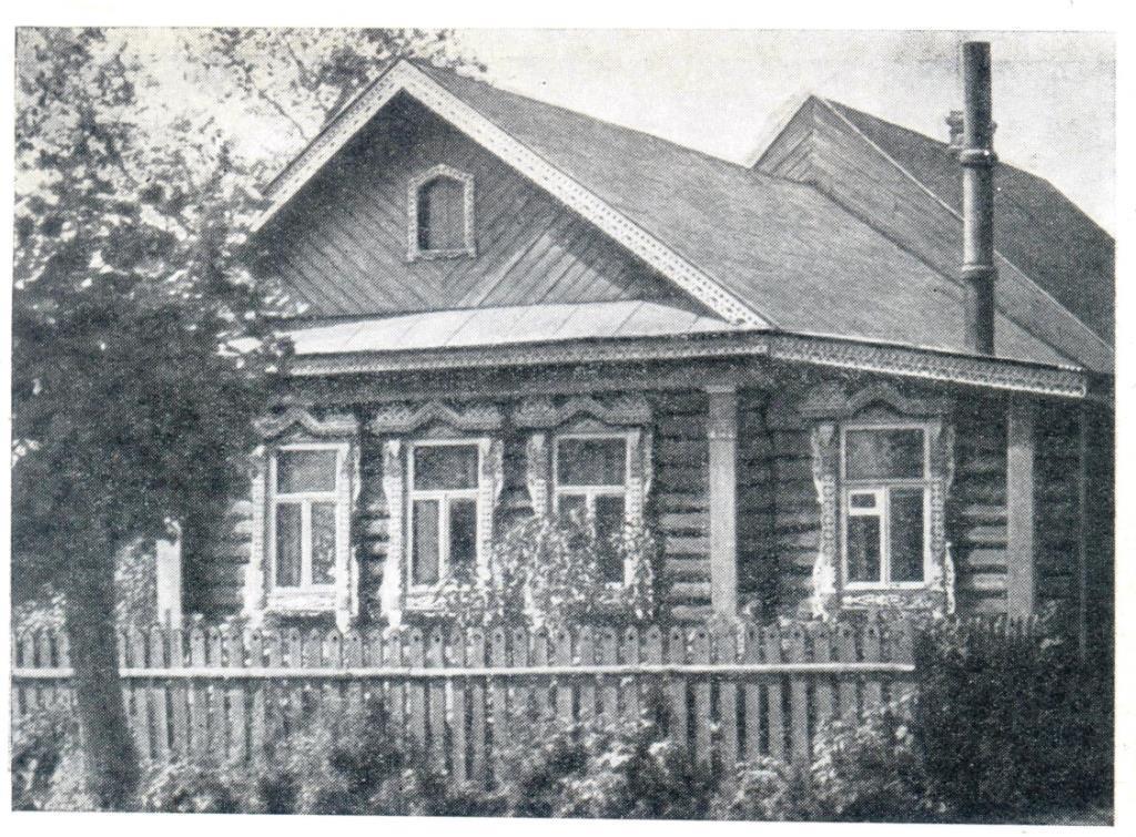 жилище Сормово начало 30-ых годов
