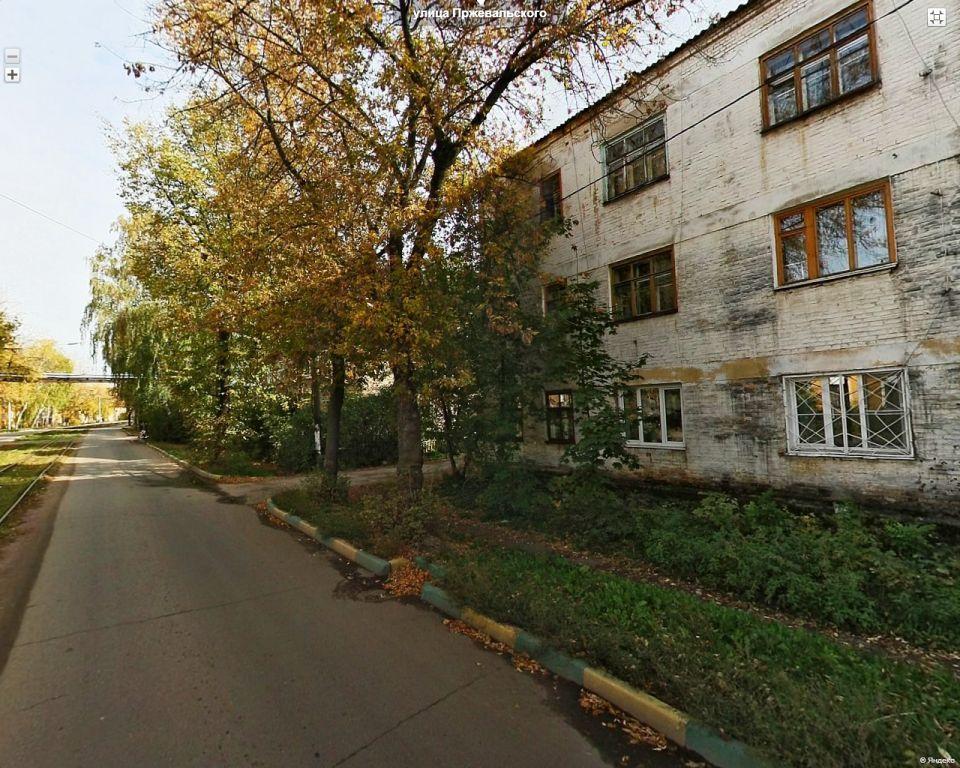 улица Пржевальского, дом 4