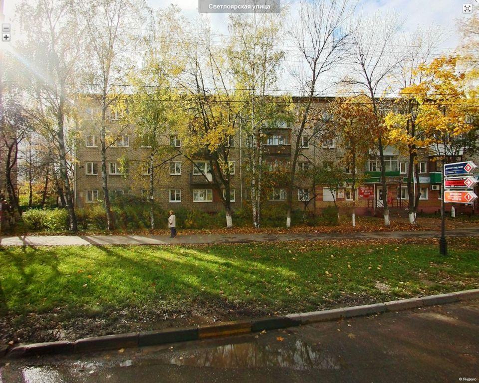 Светлоярская улица, дом 21. После дождя