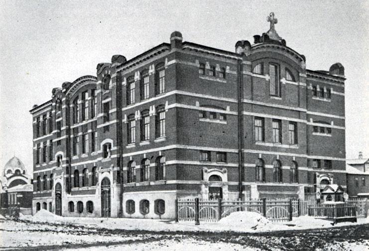 Школа в Сормове