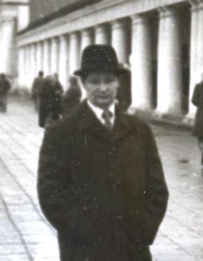 Александр Яковлевич Бородинов