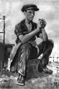 Ученик (Сормово). 1936.