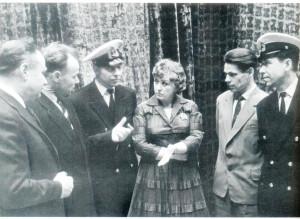 Миронова, Менакер и братья Гусаковы