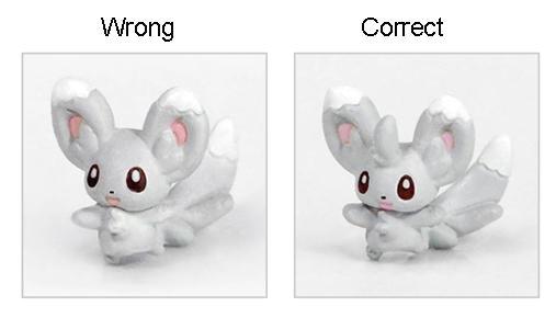 Pokemon Zukan BW2 Minccino