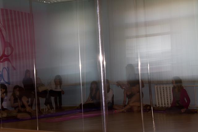 школа танцев pole dance