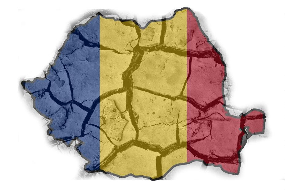Румыния-распад