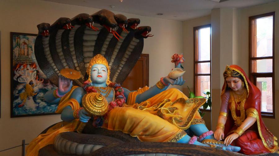 Vishnu_Radha