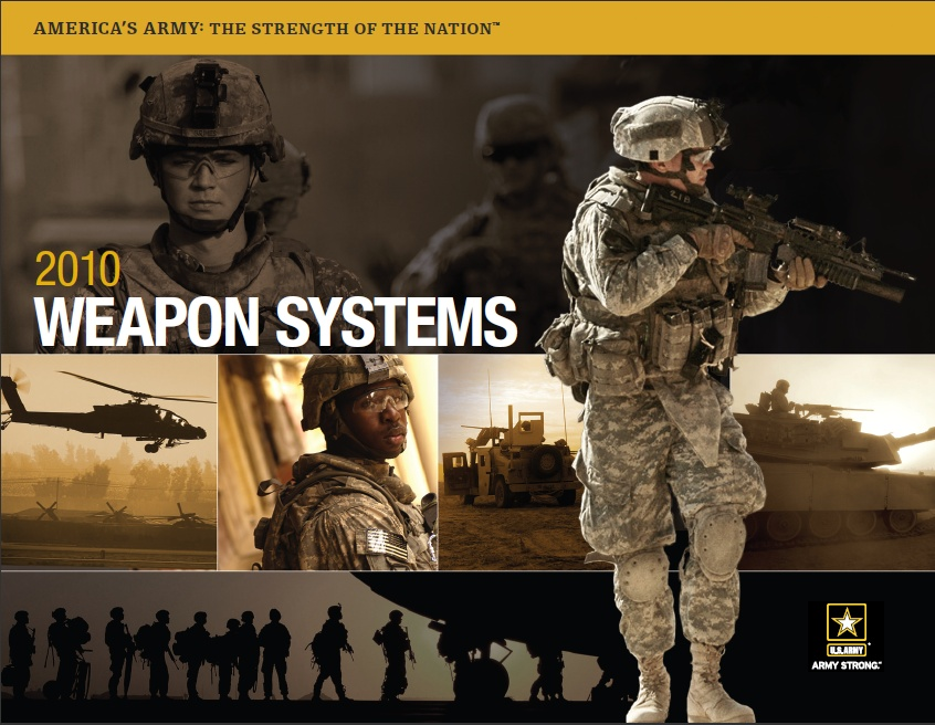 Weapon systems 2010