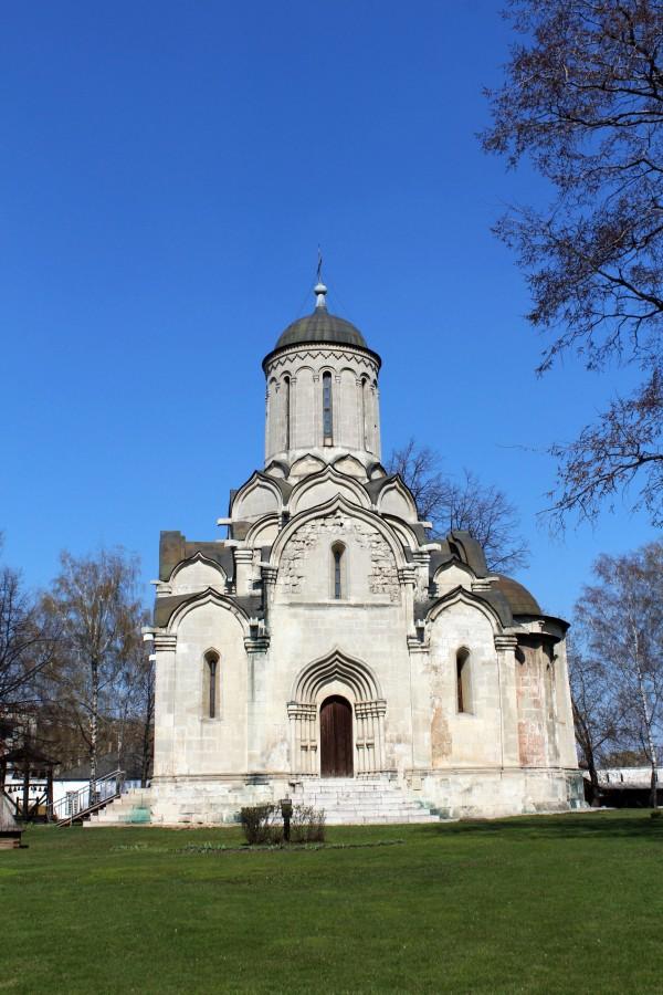 Собор Спаса Нерукотворного Образа Спасо-Андроникова монастыря