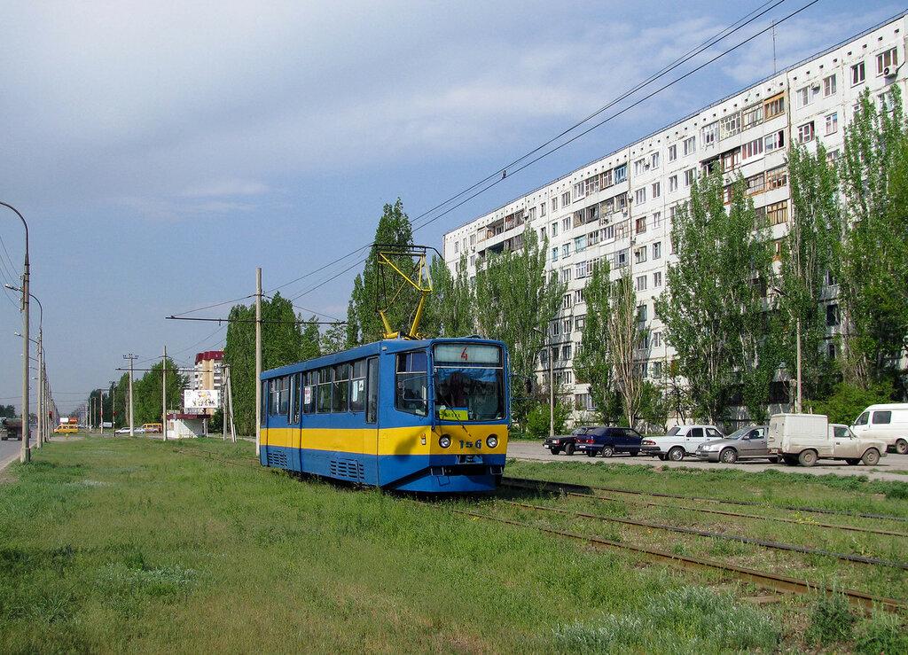 Волжский трамвай