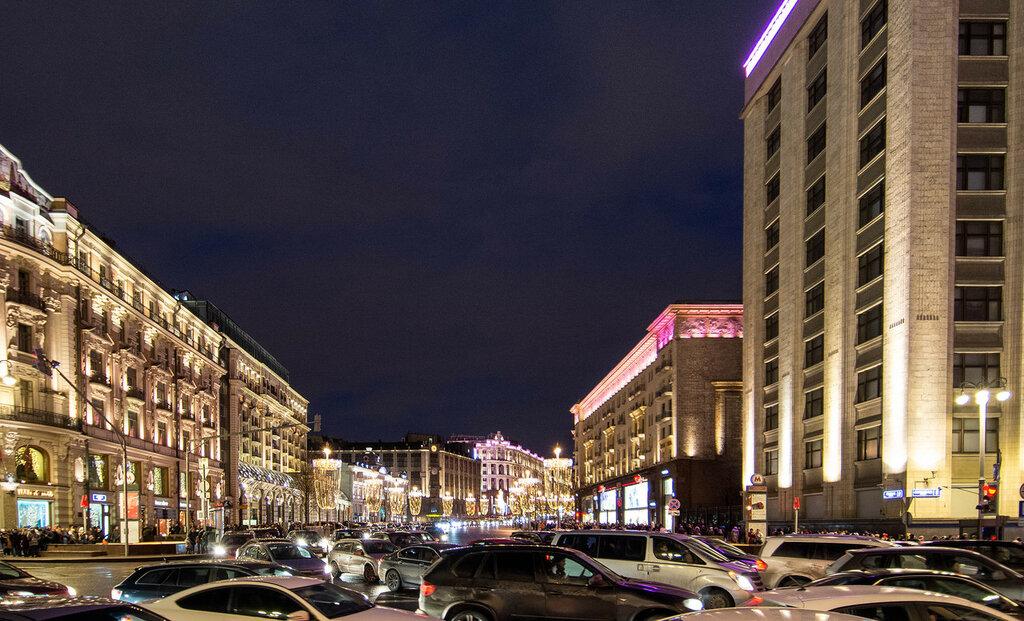 Москва Новый год 2017